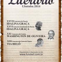 FundArt premia vencedores do Concurso Literário 2014