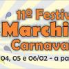 Veja aqui a programação dos ensaios do 11º Festival de Marchinhas