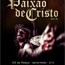 Encenação da Paixão de Cristo deste ano acontecerá na Praça da Igreja Matriz