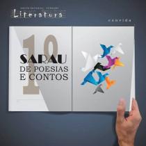 """Biblioteca Pública Municipal recebe """"Sarau de Poesias e Contos"""""""