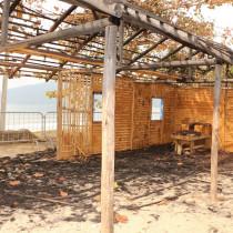 FundArt repudia incêndio na casa caiçara