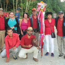 Foliões do Divino mantém viva tradição em Ubatuba