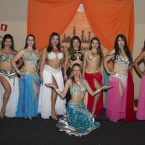 Oficina de Dança do Ventre da FundArt participa de festival de dança em Taubaté