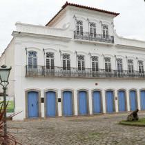 Começa segunda fase do restauro da fachada do Sobradão do Porto