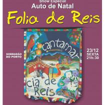 """Grupo Cantamar lança novo CD """"Folia de Reis – Nos passos dos Reis Magos"""""""