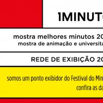 Festival do Minuto realiza rede de exibição 2017 em Ubatuba
