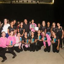Oficina de Dança FundArt é destaque no 14º Festival Internacional de Dança em Ubatuba