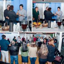 Prefeito de Ubatuba faz reunião com colaboradores da FundArt