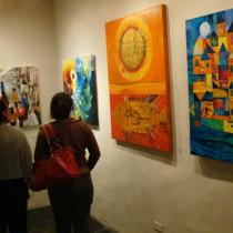 Artistas representam Ubatuba no Salão de Artes Plásticas Waldemar Belisário, de Ilhabela