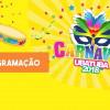 Prefeitura de Ubatuba divulga programação do Carnaval 2018