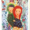 Aurorar: unindo pintura e poesia, exposição encanta o público