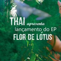 """Lançamento do EP """"Flor de Lótus"""" acontece neste domingo em Ubatuba"""