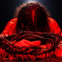 Encenação da Paixão de Cristo foi destaque no feriado de Páscoa