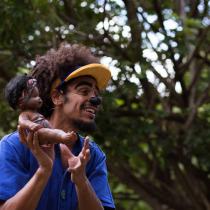 """""""Mjiba, a boneca guerreira"""" é atração gratuita na Caçandoca e Ipiranguinha"""