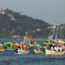 Dia de São Pedro Pescador é comemorado com fé e cultura em Ubatuba