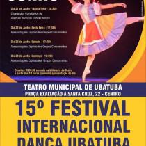 Oficinas da FundArt se destacam em festival internacional