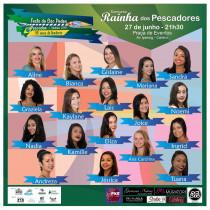 Concurso Rainha dos Pescadores abre a 95ª Festa de São Pedro Pescador
