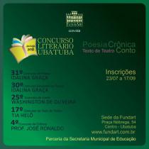"""FundArt abre inscrições do """"Concurso Literário 2018"""""""