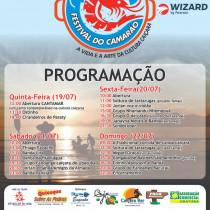 Festival do Camarão da Almada começa na quinta-feira