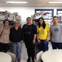 Biblioteca de Ubatuba preparanovidades para o segundo semestre