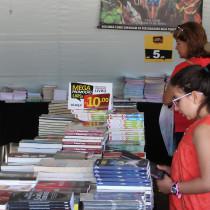 Programação com autores encerra Feira do Livro de Ubatuba