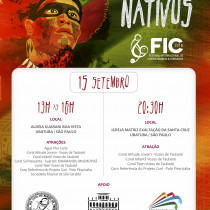 Festival Internacional de Corais 2018 homenageia Povos Nativos