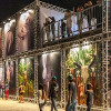 Oficina de Fotografia da FundArt visita Festival Internacional em Paraty