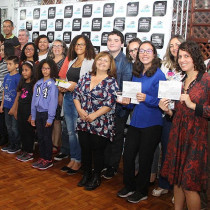 Cerimônia na Biblioteca Municipal premia vencedores do Concurso Literário 2018