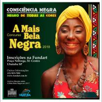 """Concurso """"A Mais Bela Negra"""" está com inscrições abertas"""