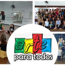 Oficinas de Teatro, Dança do Ventre e Dança de Rua se apresentam no Teatro Municipal