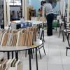 Biblioteca Municipal realiza higienização do acervo