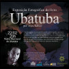 "Teatro Municipal recebe a exposição fotográfica ""Ubatuba"" de Alex Saberi"