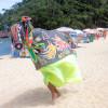 O Carnaval de Ubatuba