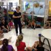 Escola Cooperativa leva alunos à Biblioteca Municipal