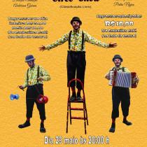 Espetáculo Zé Gambiarra Circo Show