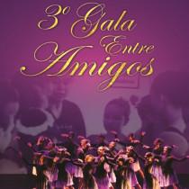 """Oficina de Dança FundArt apresenta o """"3º Gala entre amigos"""""""