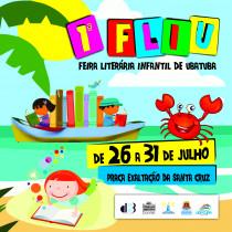 Confira a programação da FLIU – Feira Literária Infantil de Ubatuba