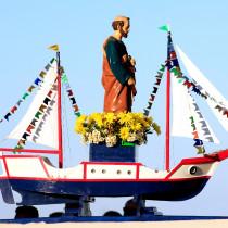 Festa de São Pedro Pescador une fé, cultura e tradição
