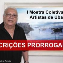 I Mostra Coletiva dos Artistas de Ubatuba tem inscrições prorrogadas