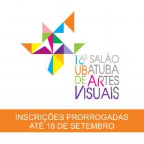 Prorrogadas as inscrições no 16º Salão Ubatuba de Artes Visuais