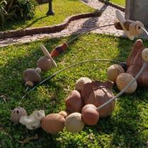 Ubatuba recebe doação de obra de arte coletiva