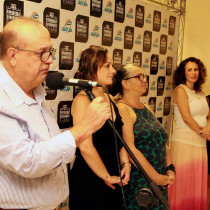 Concurso Literário: cerimônia premiou vencedores no Teatro Municipal de Ubatuba