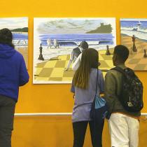 Exposição do 16º Salão Ubatuba de Artes Visuais abre neste sábado