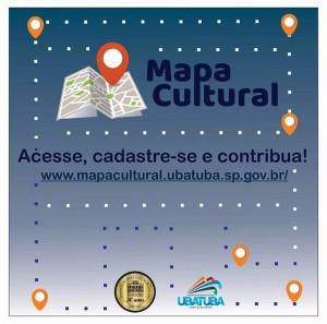Mapa Cultural de Ubatuba