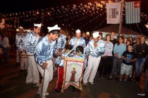 Na Festa de São Pedro Pescador, Ubatuba respira cultura (Foto: Paulo Zumbi)