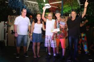 Premiados Melhor Composição no 12º Festival de Marchinhas Carnavalescas de Ubatuba - 2017